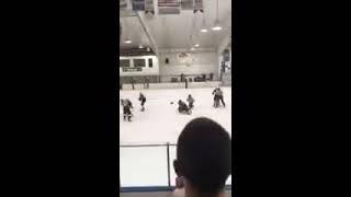 драка хоккеистов