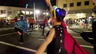 2017いわき踊り小名浜大会第3部渡辺バレエアートスクール蝶の舞