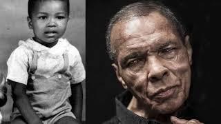 Как менялся Мухаммед Али от 3 до 74 лет