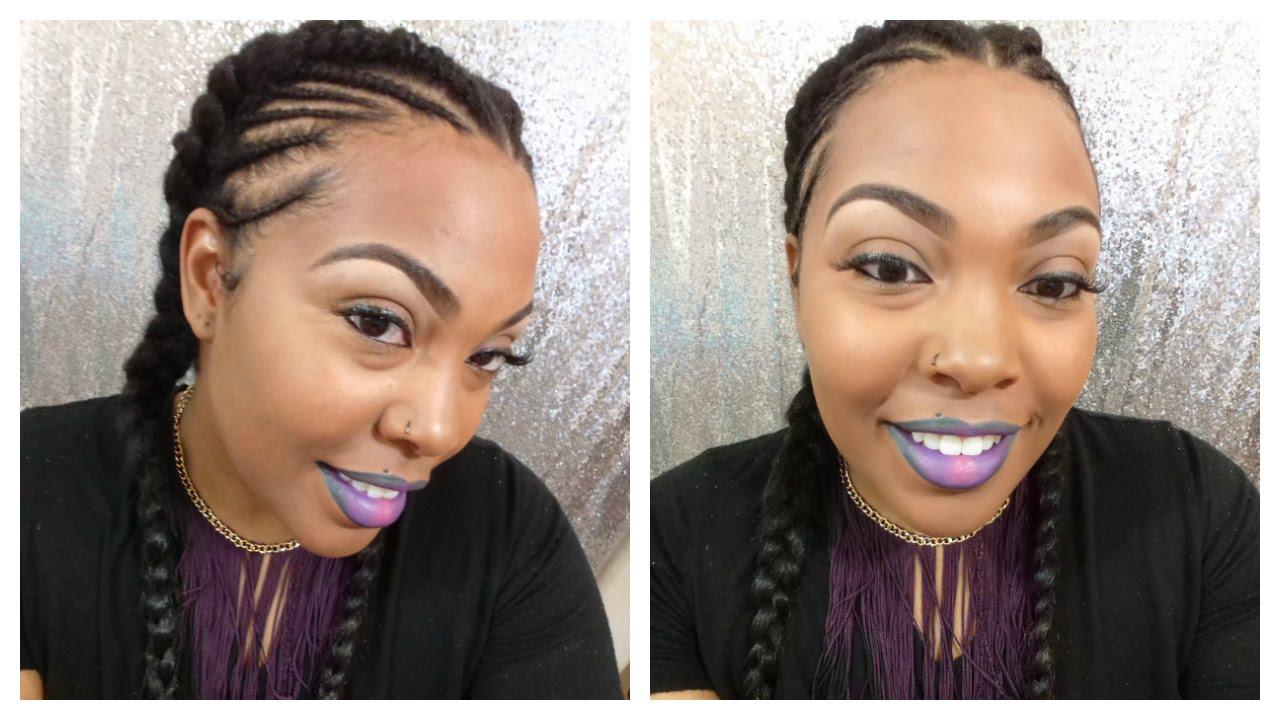 Cardi B Braids: CARDI B Inspired Hairstyle BRAIDS