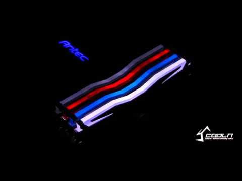 [Coolenjoy] GEIL DDR4 PC-19200 CL15 SUPER LUCE WHITE Series LED Effect