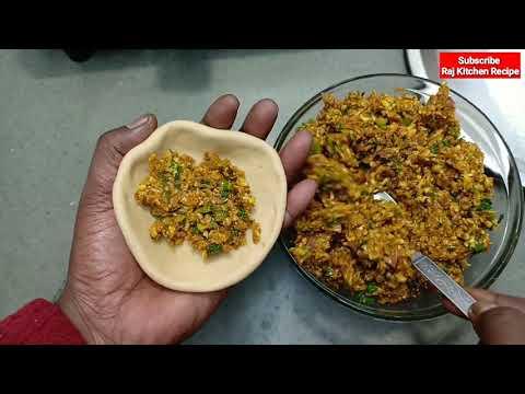 गोभी का पराठा बनाने का सबसे सरल और आसान तरीका | Gobi Paratha Simple And Easy Recipe..