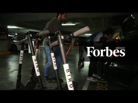 Forbes Docs | Ganan hasta 36,000 pesos por levantar el scooter que botas en la calle