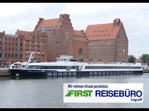 Von Berlin bis Stralsund - unterwegs mit MS Sans Souci