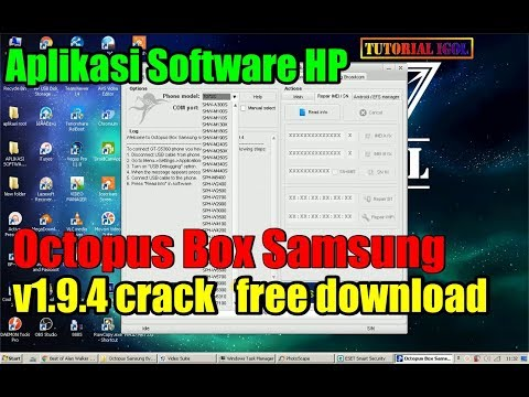 Octoplus Samsung Tool Crack|| Free 100% [With Download Link