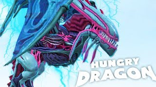 НОВЫЙ КСЕНОМОРФ ДРАКОН! ОБНОВЛЕНИЕ!   Hungry Dragon