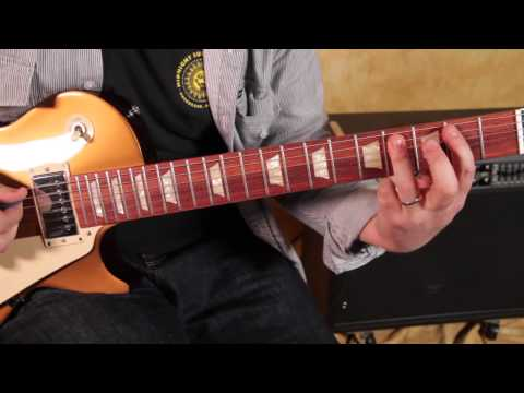 Guns N' Roses - My Michelle - How to Play on guitar - Guitar Lessons - Slash, Izzy tutorial pt 1