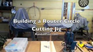 Router Circle Jig