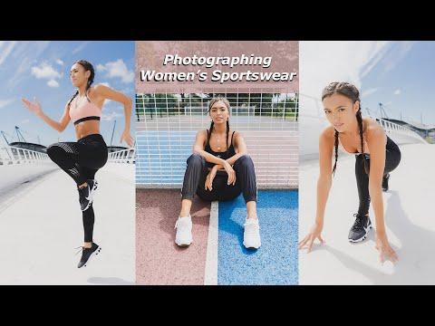 How To Photograph Women's Sportswear