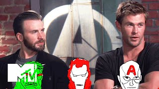 'Avengers: Age of Ultron' Cast Explain The Marvel Universe In 60 Seconds | MTV