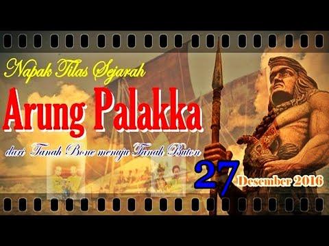 Napak Tilas Arung Palakka di Baubau 27 12 2016