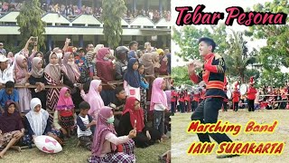 IAIN SURAKARTA | Marching Band | Haul KH. HASBULLAH 45