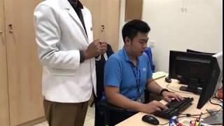 Health Message - Workplace Ergonomics