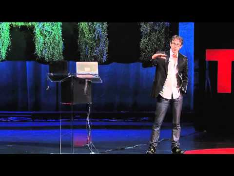 Inventing for the world's biggest problems: Pablos Holman at TEDxMidwest