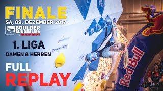 Finale – Boulder Bundesliga 2017 – 1.Liga Damen/Herren