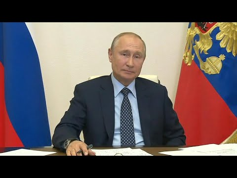 Совещание Владимира Путина по ситуации на рынке труда. Полное видео