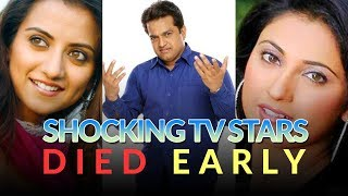 Shocking Indian Tv Stars Died Early You Don't Know
