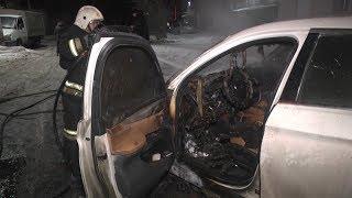 Хозяйка бани угорела на целый BMW.