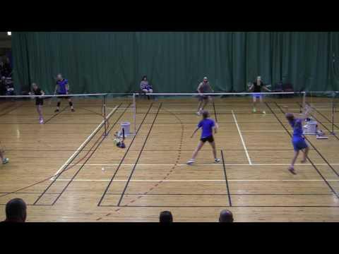 Helsinki Open 2016 - Badminton Match 1 XDC