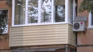 отделка балконов внутренняя и наружная(, 2015-04-02T07:30:43.000Z)