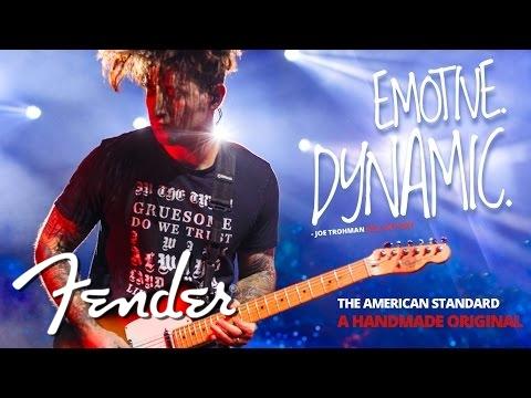 Fall Out Boy's Joe Trohman — A Handmade Original | Fender Mp3