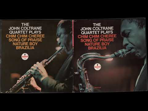 The John Coltrane Quartet Plays (1965) full album