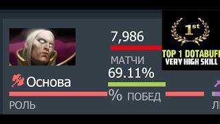 SUMIYA РАЗНОСИТ ЧЕЛИКОВ НА 8000 ММР (INVOKER GOD)