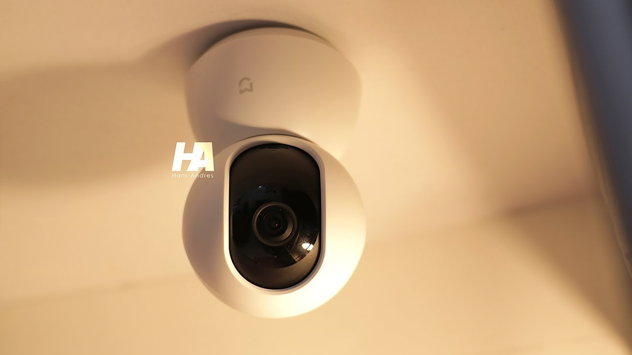 Xiaomi Mijia 360° Pan-Tilt Wifi Home Security Camera Review