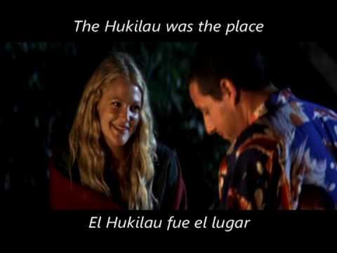 Forgetful Lucy - Adam Sandler - 50 first dates subtitulos en español