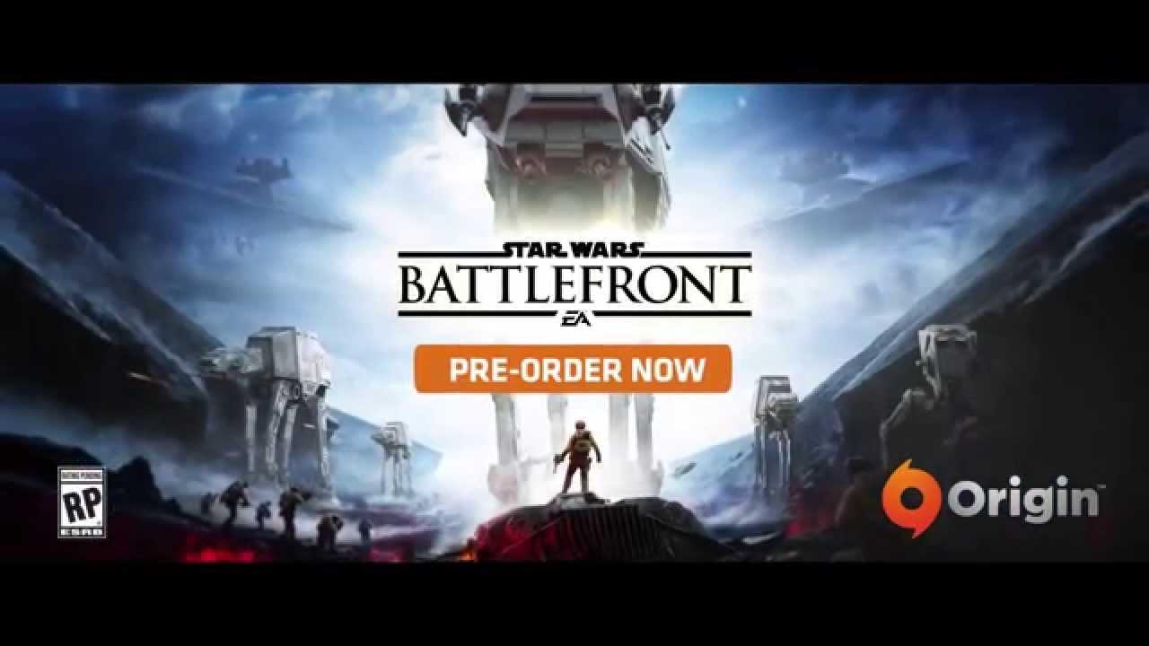 star wars battlefront reveal
