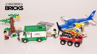Lego City 60175 Mountain River Heist Lego Speed Build