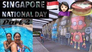 Singapore National Day | Week-long Vlog (Part 2)