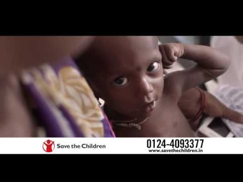 The Malnourished Children in India need your help - Save the Children