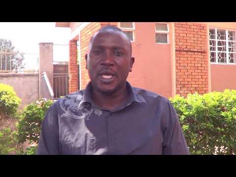 Pascal Mweruka, Radio Craft Officer, Farm Radio Uganda