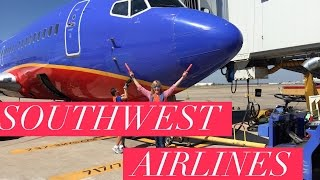 Day in the Life at Southwest Airlines by MC Swab Fly The Coop