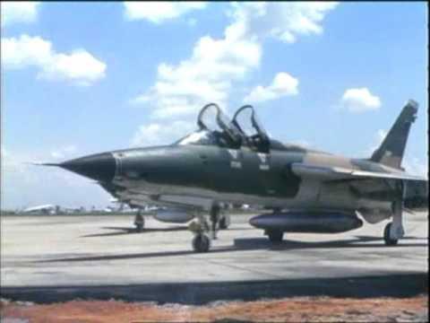 Vietnam War: F-105 Pilots Story - Takhli Air Base, Thailand (1967)