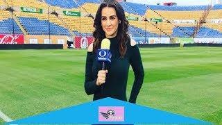¿Nahima Choura dice adiós a Televisa Deportes