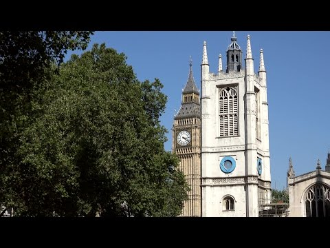 Great Britain - England - the City of London & the City of Westminster