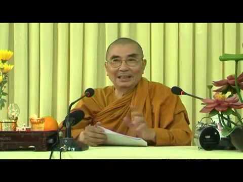 Video: Bài Giảng Đầu Tiên Của Đức Phật - HT Thích Giác Quang