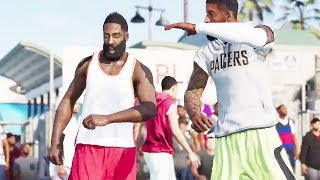NBA LIVE 18 Gameplay Trailer (E3 2017)