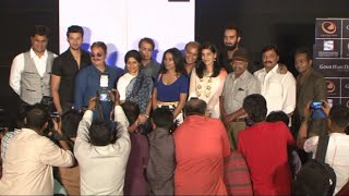 Vinay Pathak, Konkona Sen Sharma & Others at film Gour Hari Dastan - The Freedom File trailer launch