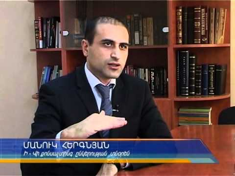 Armenia's export-led industrial strategy covered by Capital TV program