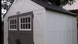Craftsman Outdoor Storage Sheds
