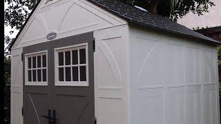 Craftsman Outdoor Storage Sheds