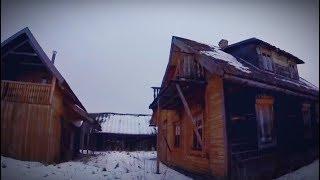Брошенные ПОМЕСТЬЯ в Прибалтике - Покинутый Мир