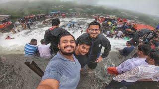 Bhushi Dam Overflow | Lonavala