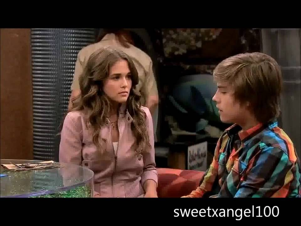 Maya Breaks up with Zack- Suite Life on Deck - YouTube