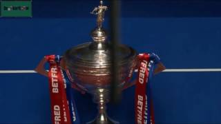 Mark Selby v Ding Junhui Session 1 Final World Championship 2016