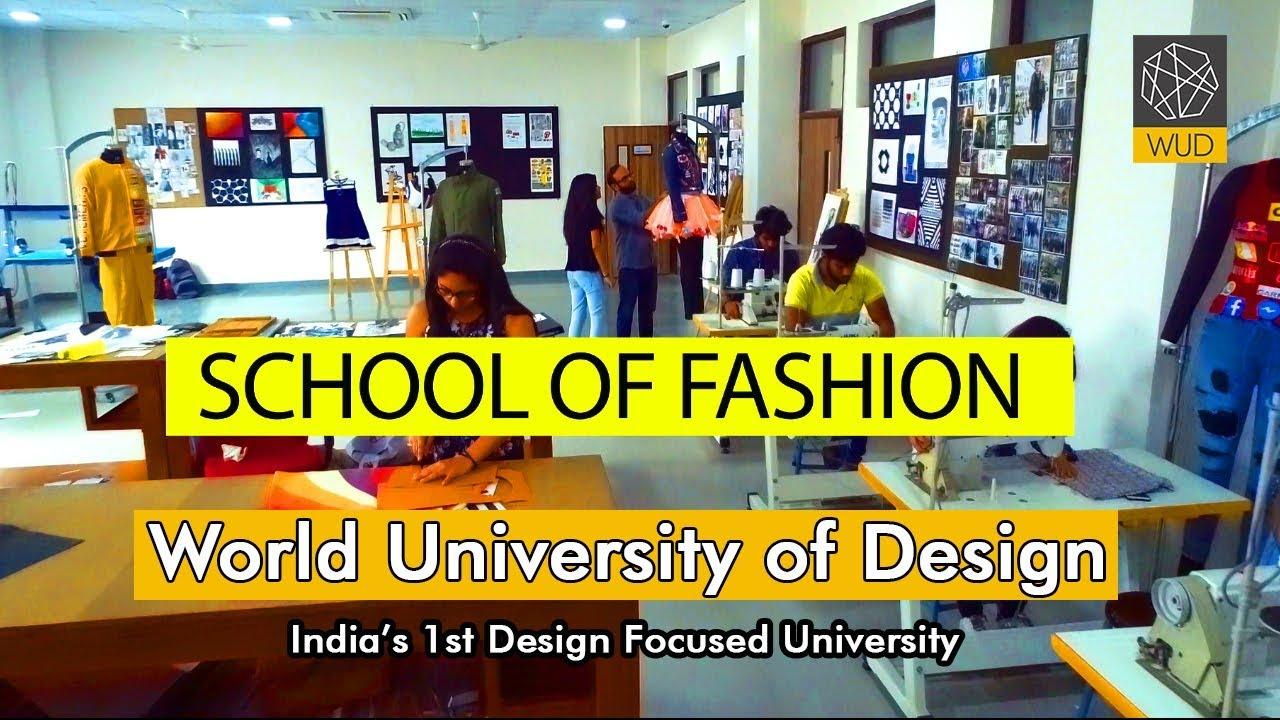 Best School Of Fashion World University Of Design Youtube