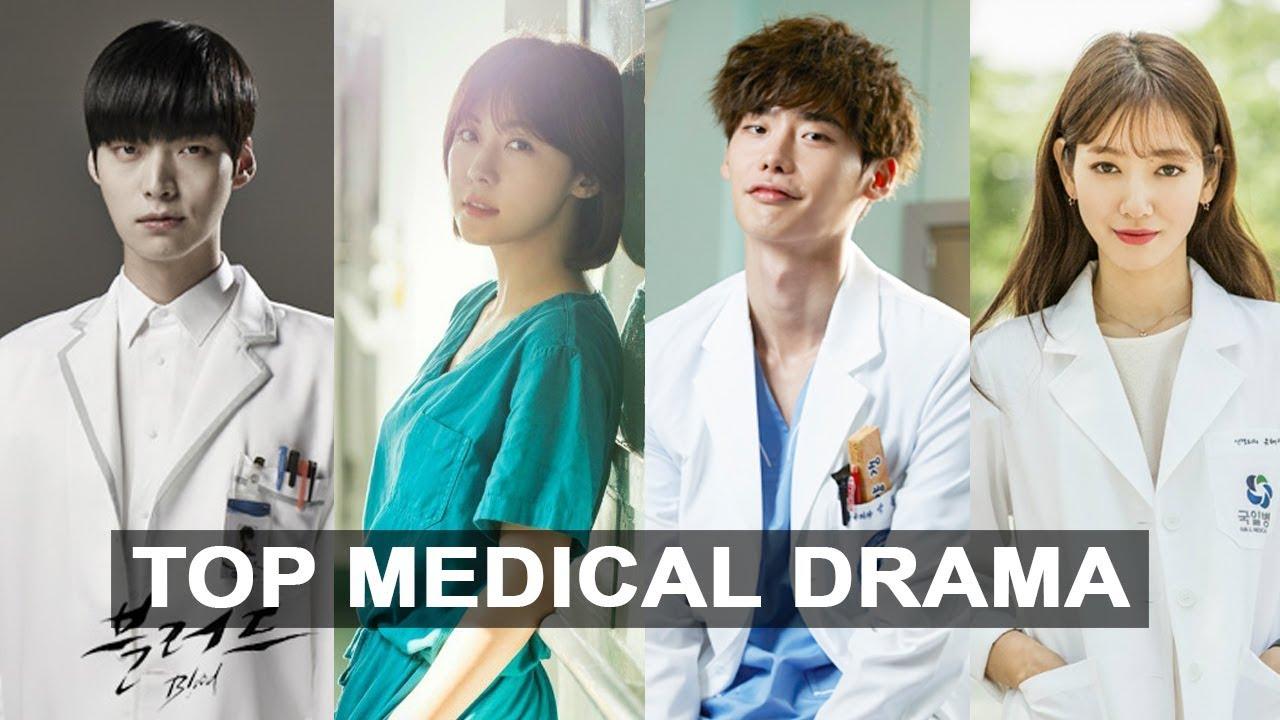 Top 10 Korean Medical Drama Youtube
